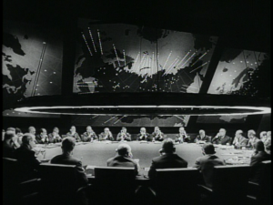 War Room from Dr. Strangelove